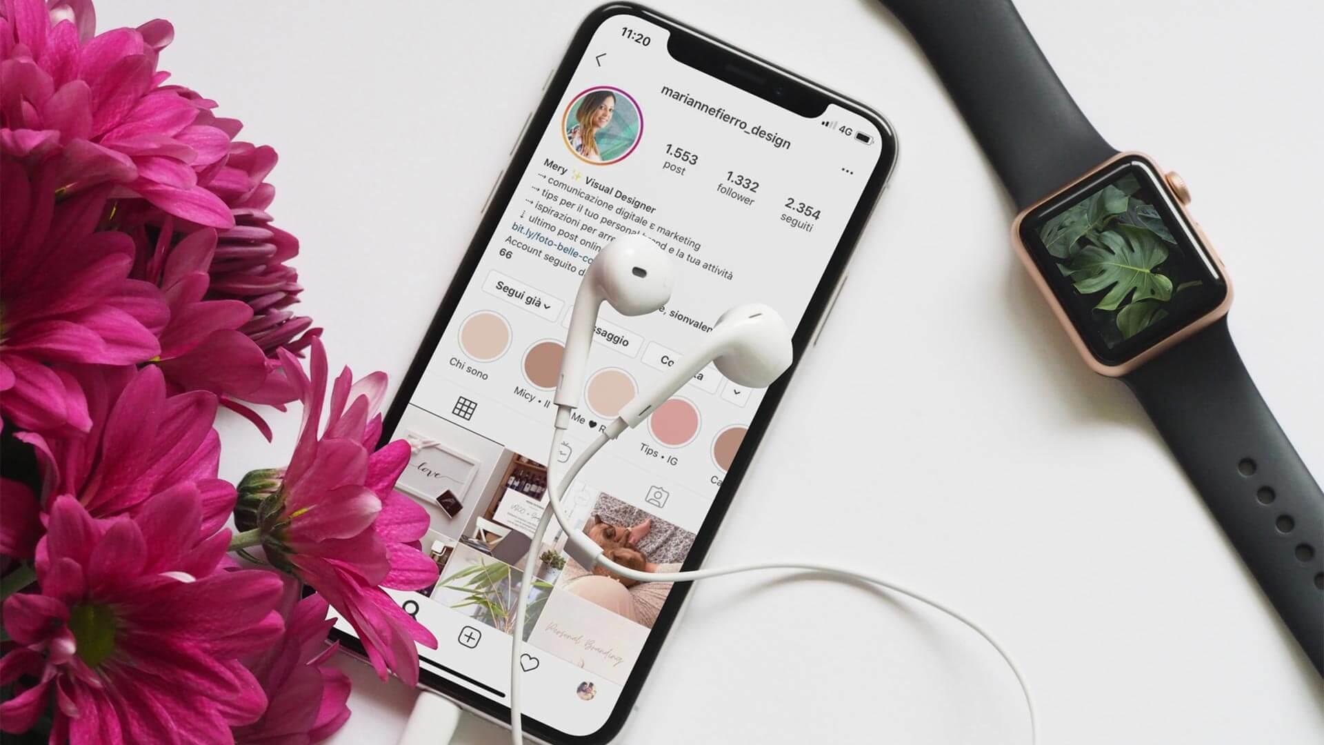 Gestire Instagram per promuoversi non è gratis