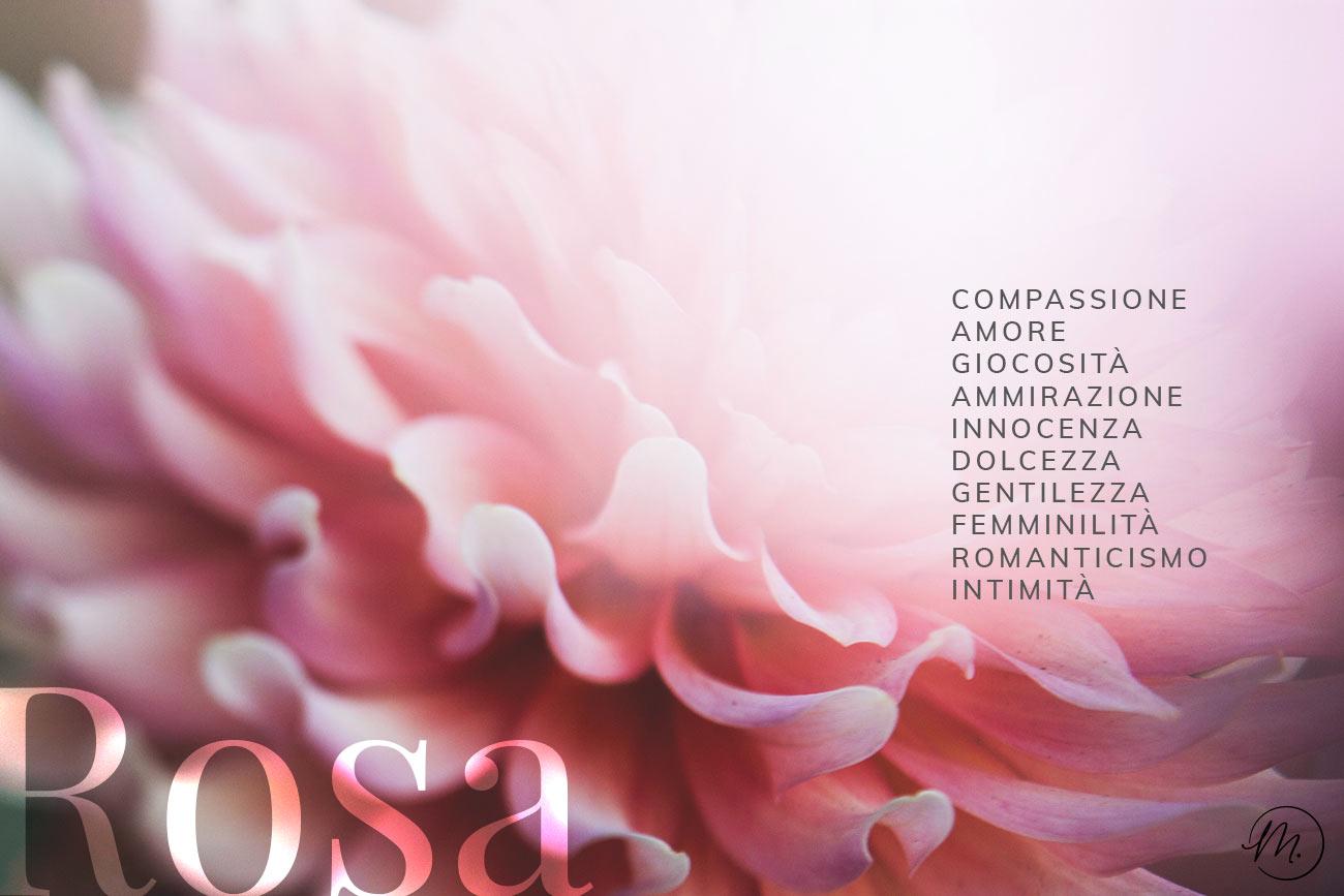 Significato del colore Rosa