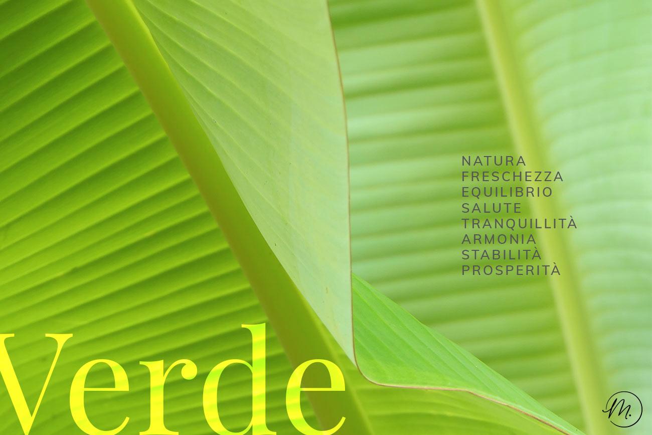 Significato del colore Verde